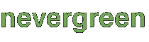 Official nevergreen homepage logo
